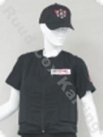 Bodyprotector Zwart