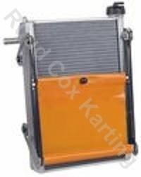 RADIATOR-KIT EXTRA 450x300x40mm ORANGE