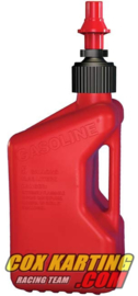 Tuff Jug Utility Jug with Red Ripper Cap 20 Liter