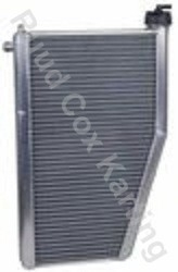 RADIATOR KG PENTAGONALE 440x300x200x40mm