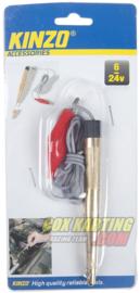 Voltage tester 6 to 24 V