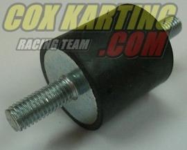 Rotax evo uitlaatsteun rubber