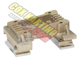 Motorsteun Rotax (3 delig) 28X92 magnesium