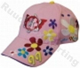 CAP WILDKART FLOWER 99