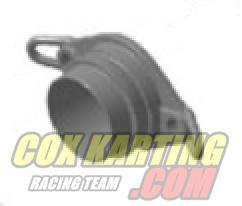 Rotax evo motor uitlaat stuk
