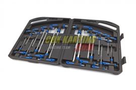 Inbus en Torx Set Hyundai 16 Delige T-Greep
