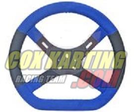 KG Stuur Le Mans Alcantara/LeerFylon 330mm
