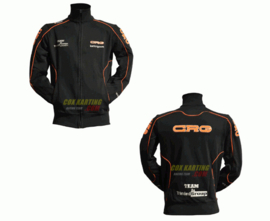 CRG Sweat Shirt met ritssluiting XS