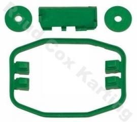 AiM MyChron 4 color Kit Green