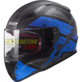 LS2 Helm FF353 Rapid Deadbolt