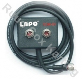 LAPO DUAL TEMPERATURE SENSOR ADAPTER TCM-01