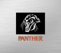 Panther Ketting