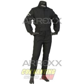 Arroxx Overall Cordura Junior, Level 2, Xbase, Monocolor, Zwart