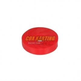 Rubber ring voor bodemplaat rood