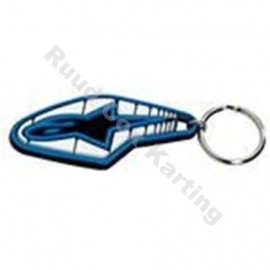 Alpinestars Track Keychain Bleu