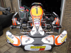 CRG Road Rebel met Rotax Max Evo