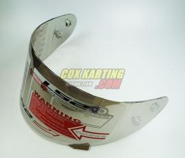 LS2 Vizier iridium zilver voor model FF366/368/375