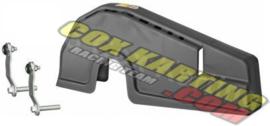 Kettingkast kit KG zwart type KF/TAG