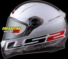 LS2  Helm Carbon FF396 CR1 Racing