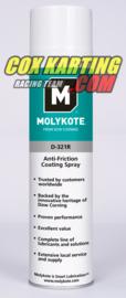 Molykote D 321 R koppeling spray