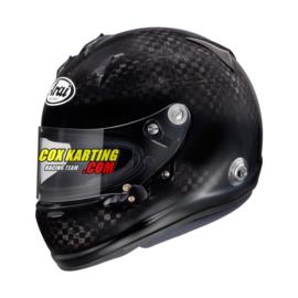 Arai GP-6 PED RC Carbon helm – hans clips – ultra licht