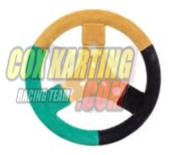 KG Stuur Junior 250mm Kunstleer 3-Kleuren
