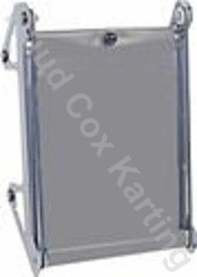 RADIATOR KG COVER KIT SPECIAL PLUS SILVER