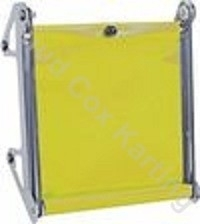 RADIATOR KG COVER KIT EXTRA YELLOW