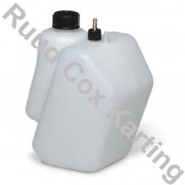 Benzinetank 3 Liter compleet
