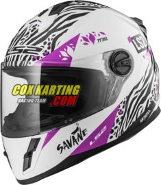 LS2 Helm FF392 Savane Junior kinderhelm L