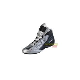 Freem® Sensitive D07K Schoenen Zwart-Zilver 35