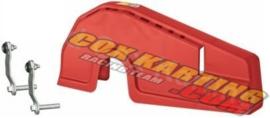 Kettingkast kit KG Rood type KF/TAG