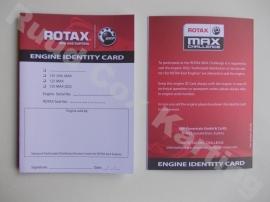Rotax motor I-D paspoort