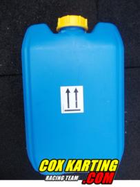 Jerrycan 20 liter blauw