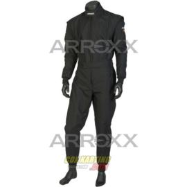 Arroxx Overall Cordura, Level 2, Xbase, Monocolor, Zwart