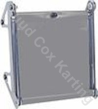 RADIATOR KG COVER KIT EXTRA SILVER