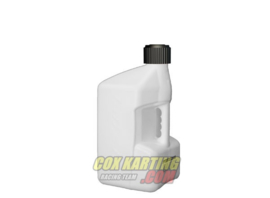 TUFF JUG FUEL CAN WHITE 20 Liter