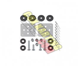 Tillett stoel bevestigings kit met platen