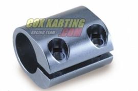 Stabilisatorklem zilver 30 mm