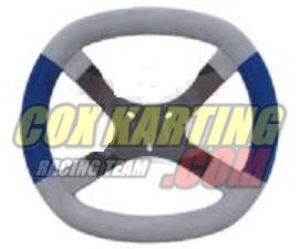 KG Stuur Daytona 300 Alcantara