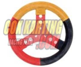 KG Stuur Winner 280mm Alcantara 3 Kleuren