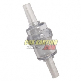 Benzine filter 6 m/m aansluiting