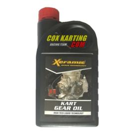 Xeramic Kart Transmission oil 1Liter, voor OK, X30, Rotax Max Gear Oil