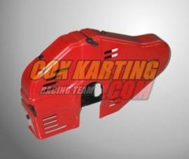 Ketting beschermer plastic Rood