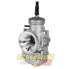 Dellorto Carburateur VHSH 30 CS Kart POLISHED