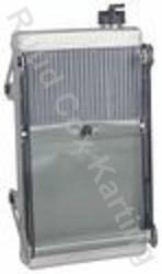 RADIATOR-KIT SPECIAL PLUS 440x255x40mm SILVER