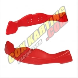 Voorbumper XTR Rood