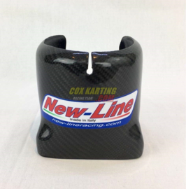 New-Line Cylinder Cover Carbon voor TM, LKE, Maxter, X30