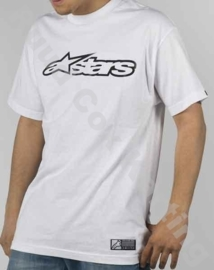 Alpinestars T- Shirt Wit maat XL