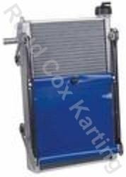 RADIATOR-KIT MAX 450x280x40mm BLUE